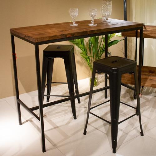 mesa barra modelo tolix