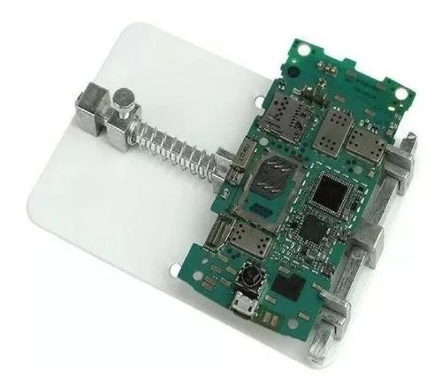 mesa base suporte para placa solda celular yaxun tipo morça