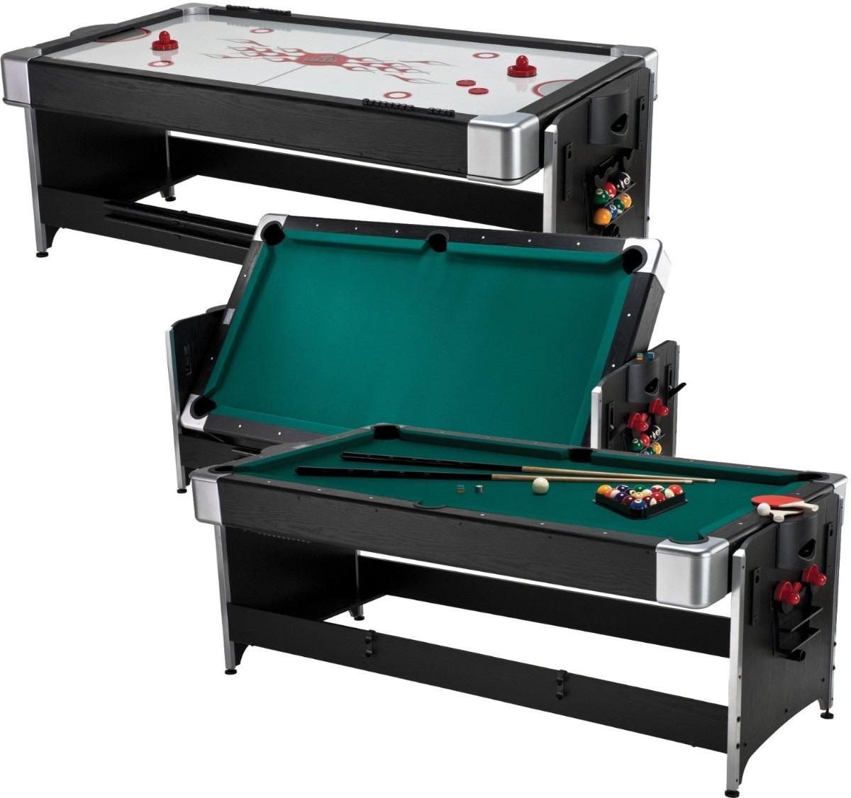 Mesa de billar y hockey juego incluye accesorios rm4 for Accesorios de mesa de billar