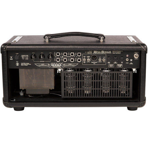 mesa boogie amplificador guitarra