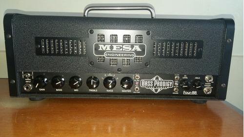 mesa boogie bass prodigy 100% válvulado. (ñ gk, ampeg, eden)
