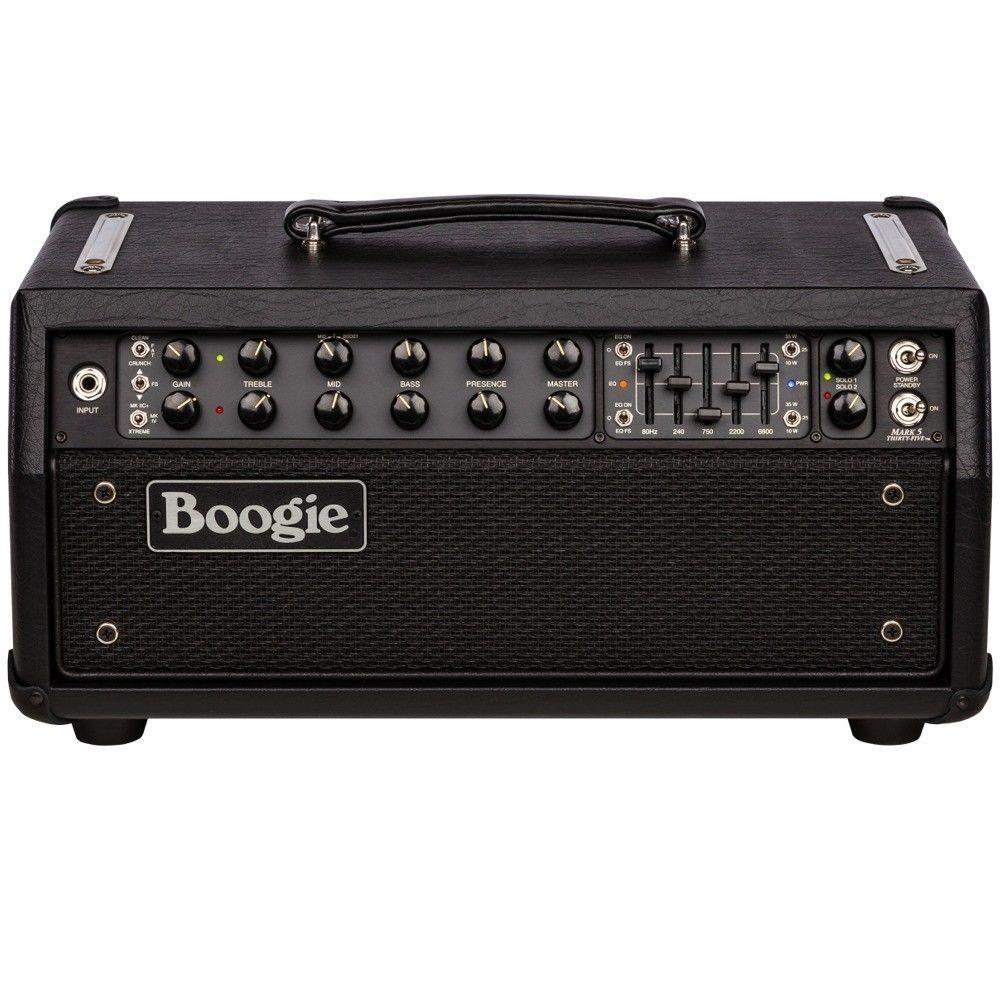 Mesa boogie mark v35 amplificador cabezal multi watt nuevo for Amplificadores mesa boogie