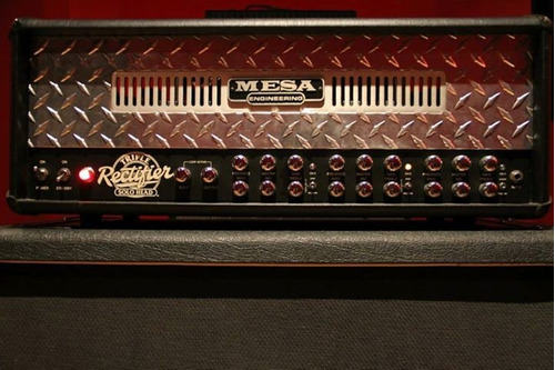 mesa boogie triple rectifier 3 canales