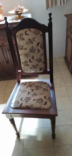 mesa cadeiras e bufet