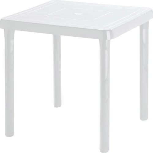 mesa caribe ii rimax clasico blanco