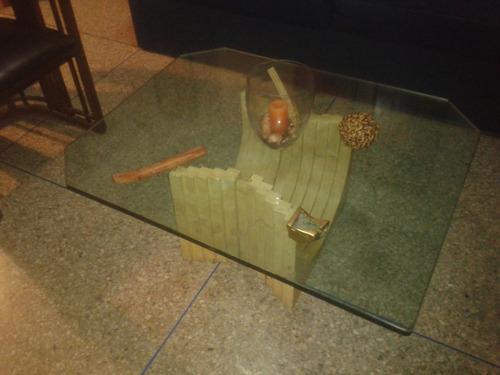 mesa central para recibo