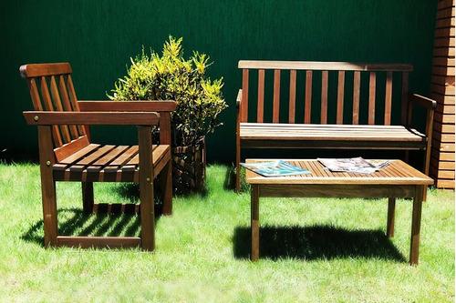 mesa centro colonial ana maria lateral apoio, madeira maciça