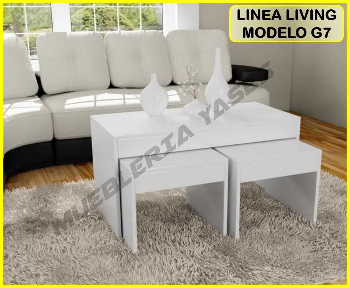 Mesa Centro Comedor | Mesa Centro Moderna Juego Mueble Sala Comedor Sofa Recibo G7 Bs