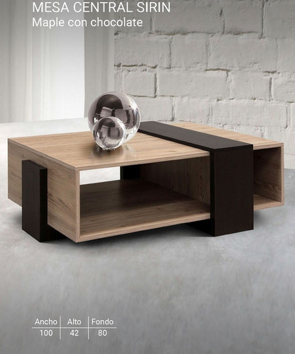 mesa centro muebles