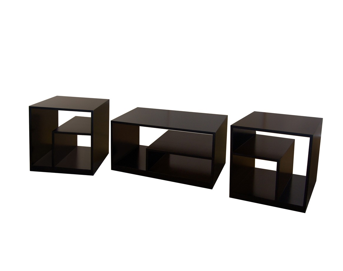 Mesa de centro minimalista para sala muebles el angel for Que es minimalista en muebles