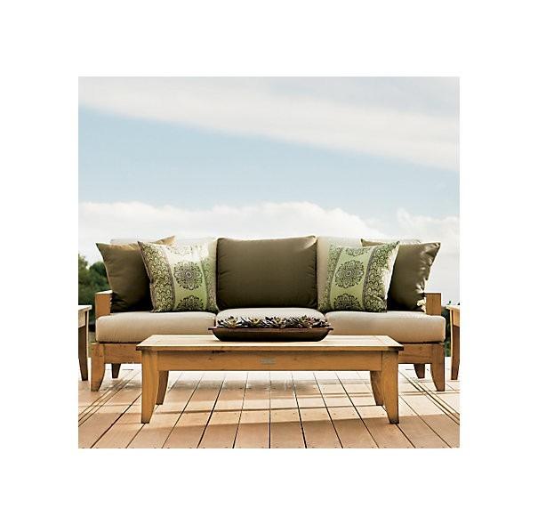 Mesa centro sala terraza o exterior madera teka 12 450 for Salas de terraza
