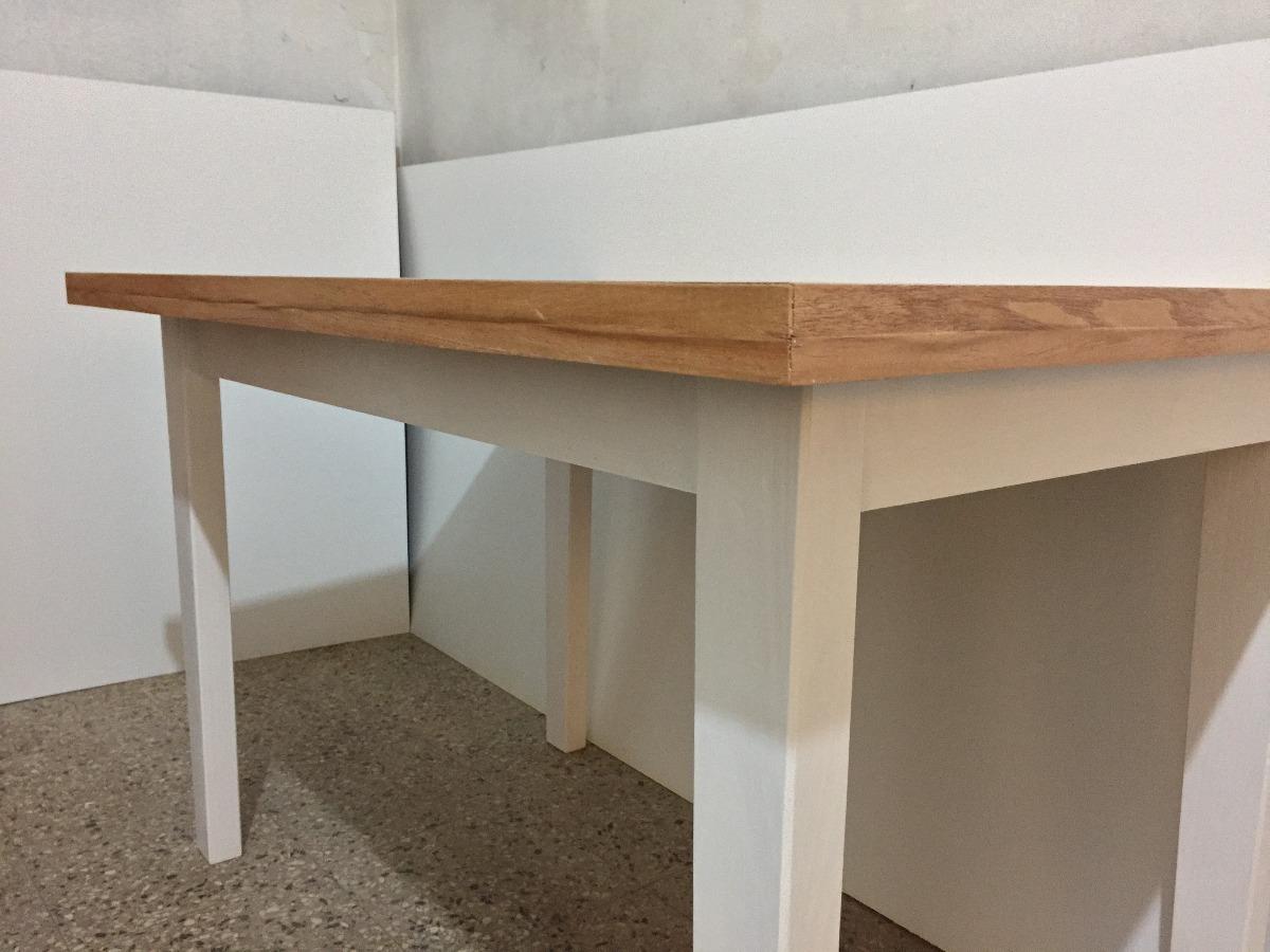 Mesa Cocina 120x80 Laqueada - Paraiso - Somos Fabricantes ...