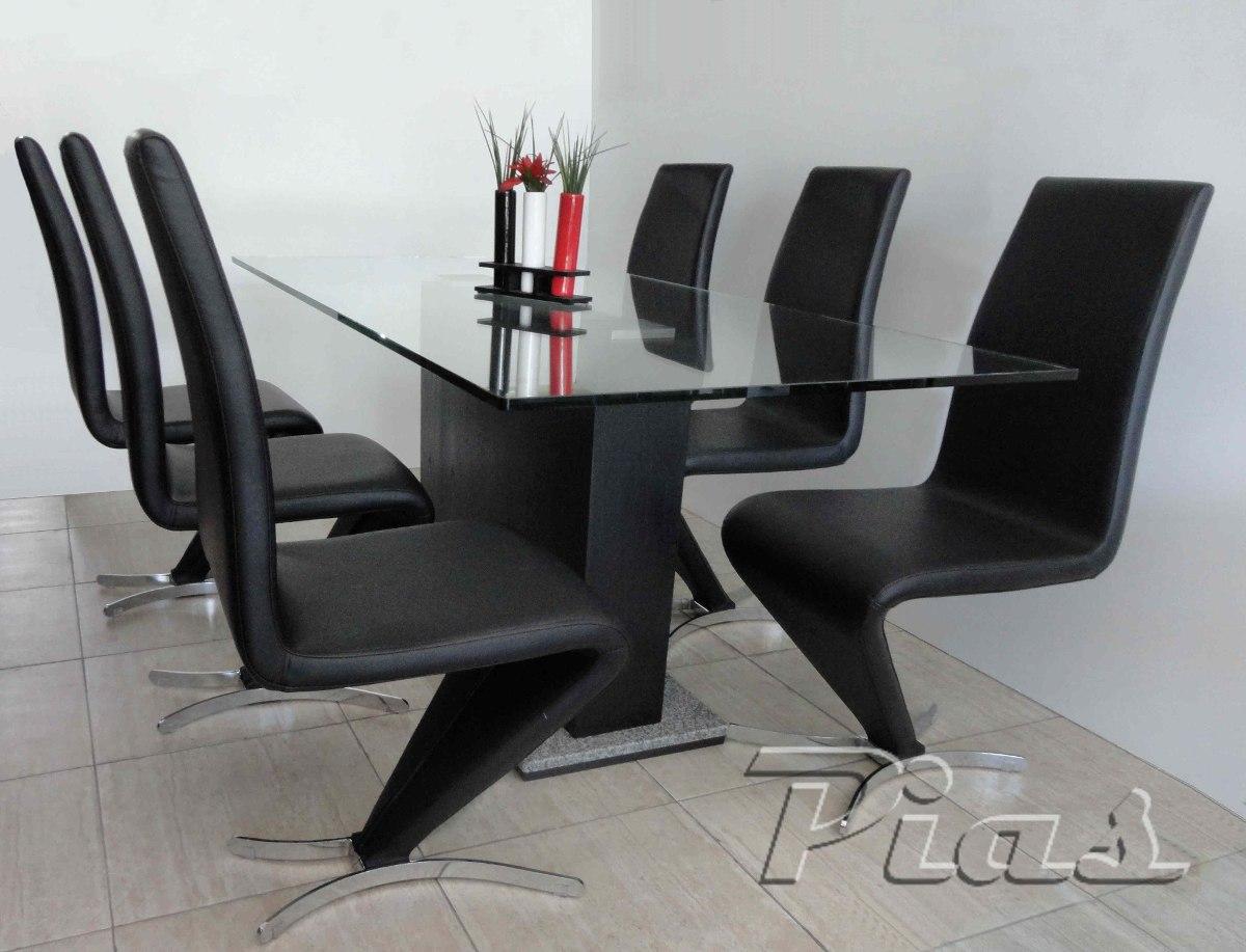 21 bonito mesas comedor cristal y madera fotos mesa de - Mesas de marmol y cristal ...