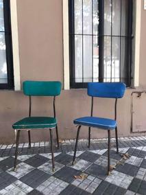 Muebles De Cocina Vintage Rojo - Mesas de Comedor en Mercado Libre ...