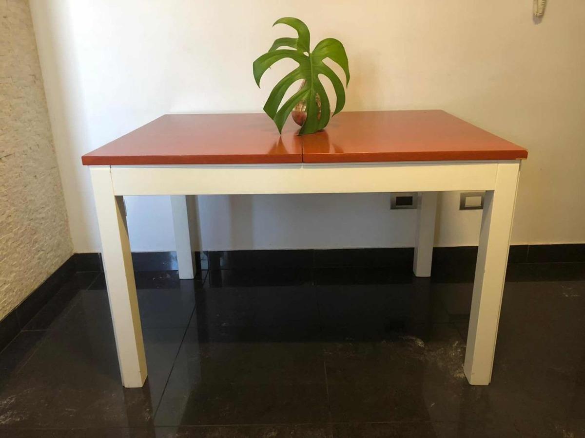 Mesa Cocina Extensible. Excelente!!!!! - $ 8.000,00 en Mercado Libre