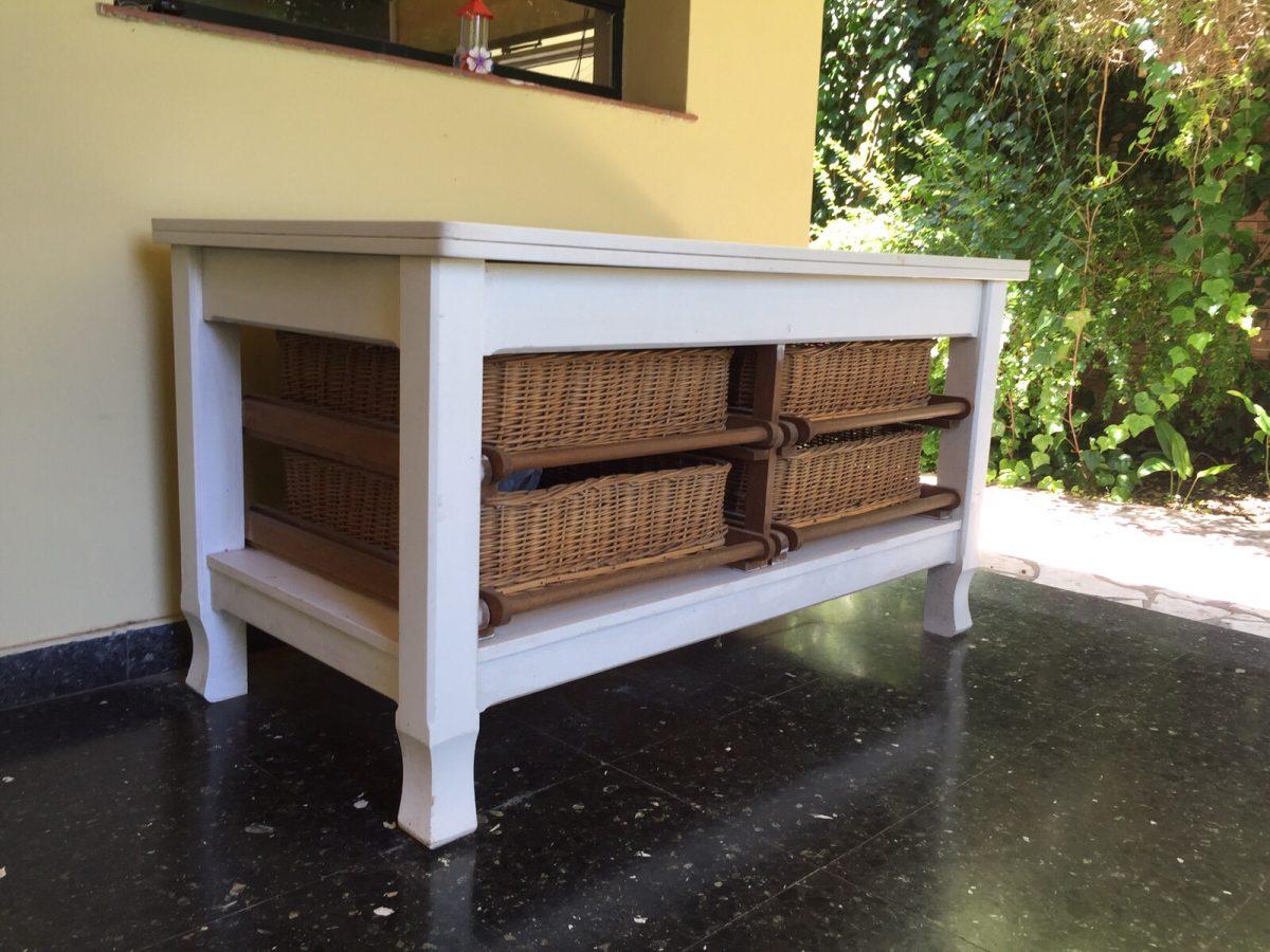 25 genial mesas de madera para cocina galer a de - Mesas de cocina de madera ...