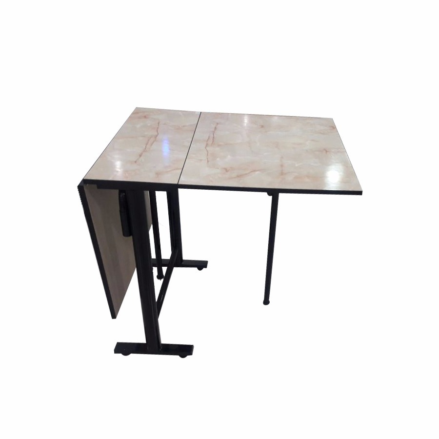Mesa Cocina Plegable Metal Franch 120 X 60 Cm Onix F-604 - $ 3.299 ...