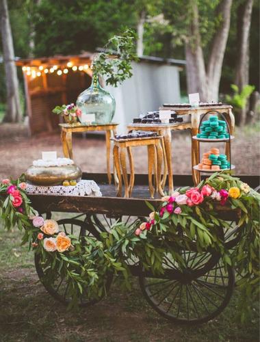 mesa com roda do bbb  ideal para decoração de festas