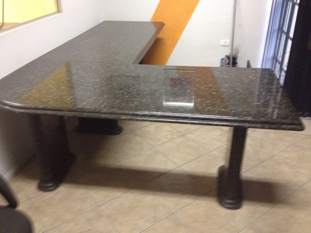 Mesa com tampo e p s em granito 1 80m x 0 80m r em mercado livre - Mesa de granito ...