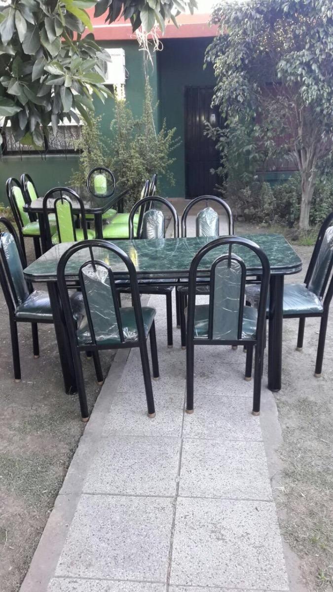 Mesa Comedor (1,50x80) + 4 Sillas Oferta! - $ 4.500,00 en Mercado Libre