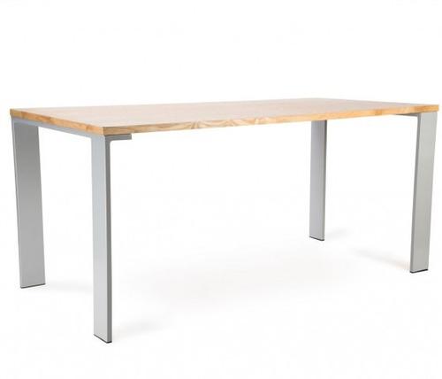 Mesa comedor madera patas de aluminio buen fin - Patas de aluminio para muebles ...