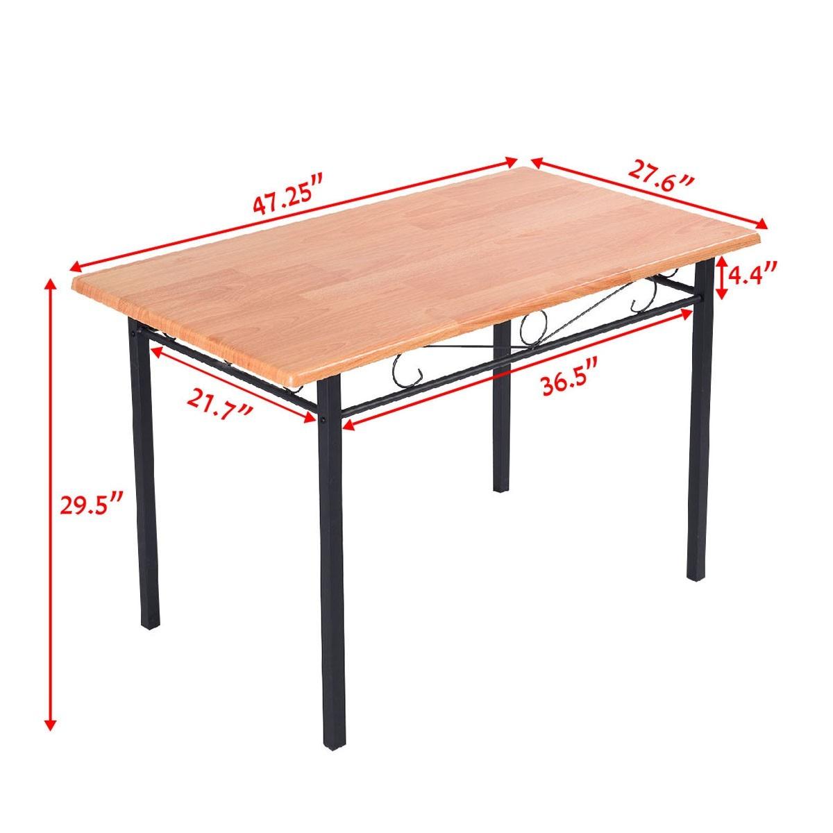Mesa comedor 3 en mercado libre for Mesas de comedor usadas