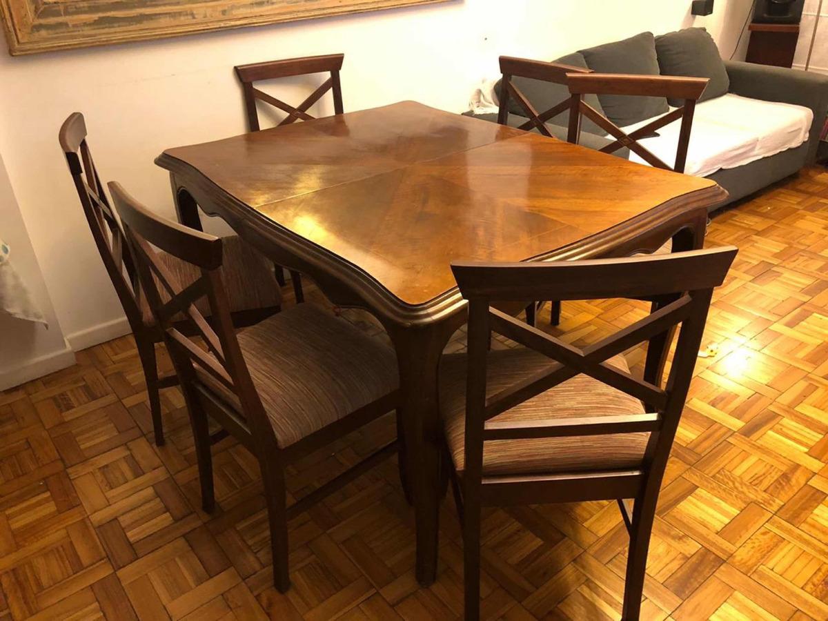 Mesa Comedor Antigua Estilo Francés (sin Sillas) - $ 7.500,00 en ...