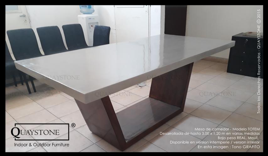 Mesa Comedor -- Diseño ::: Marmol Corian - Fabrica Quaystone ...