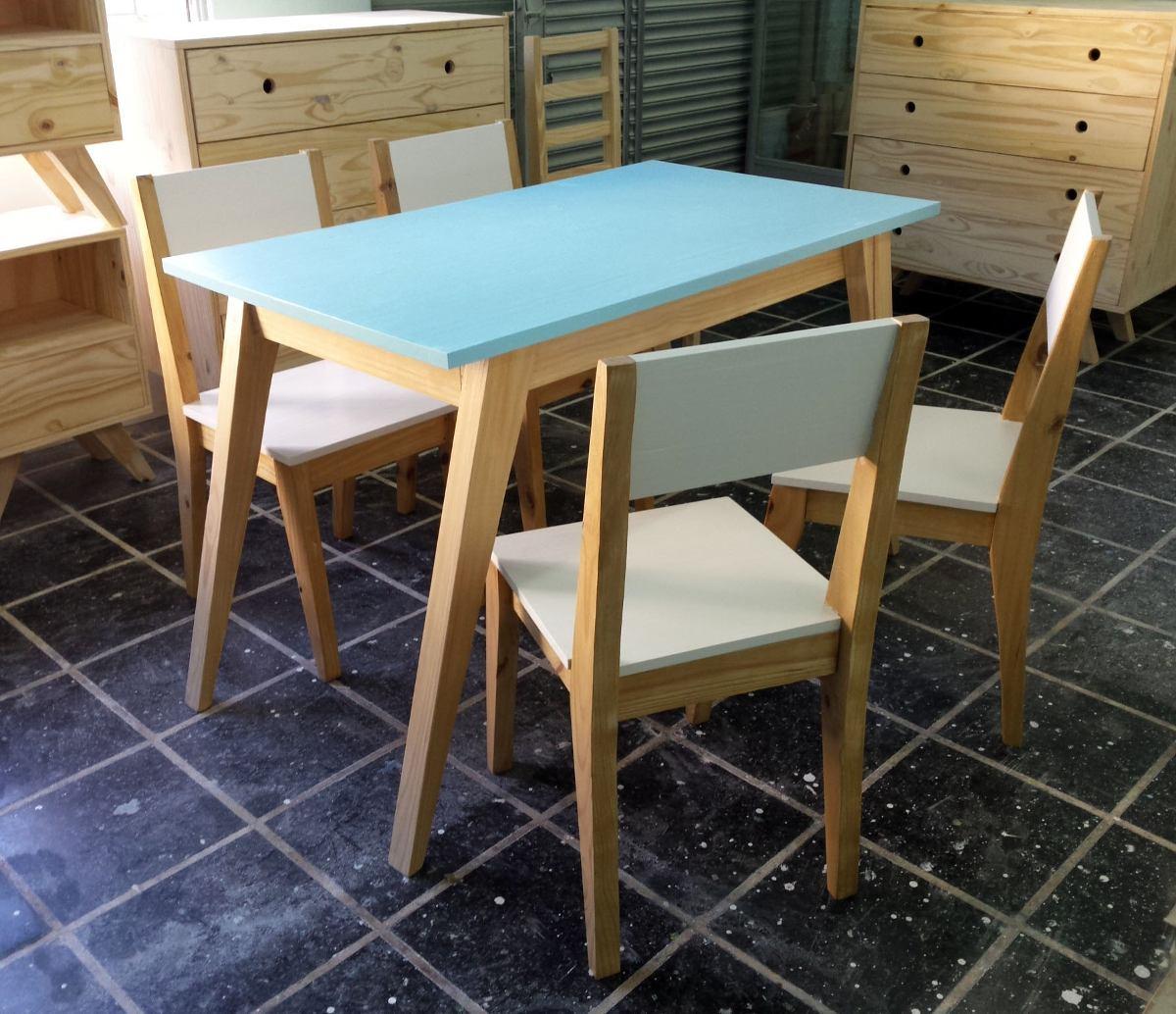 mesa comedor diseo nordico escandinavo pino x with mesas comedor estilo nordico