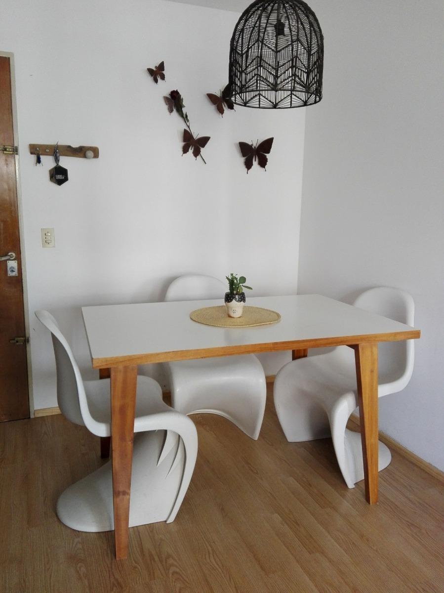 Mesa Comedor Estilo Nordico - $ 4.900,00 en Mercado Libre