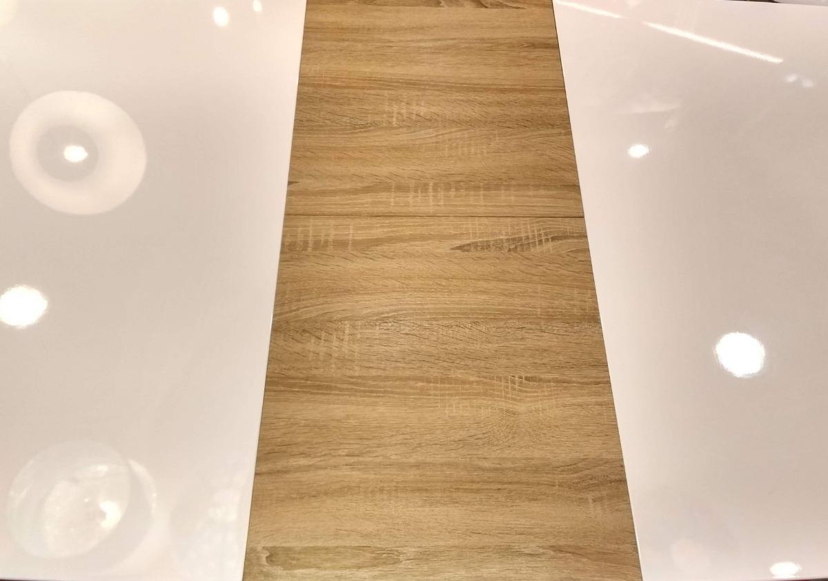 Mesa Comedor Ext. Opera Pie Central 160 A 200cm+envío A Cba