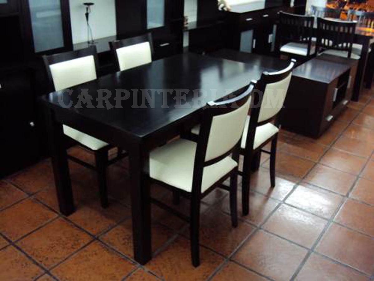 Mesa Comedor Extensibles Madera 120x80cm A 170x80cm - $ 10.824,00 en ...