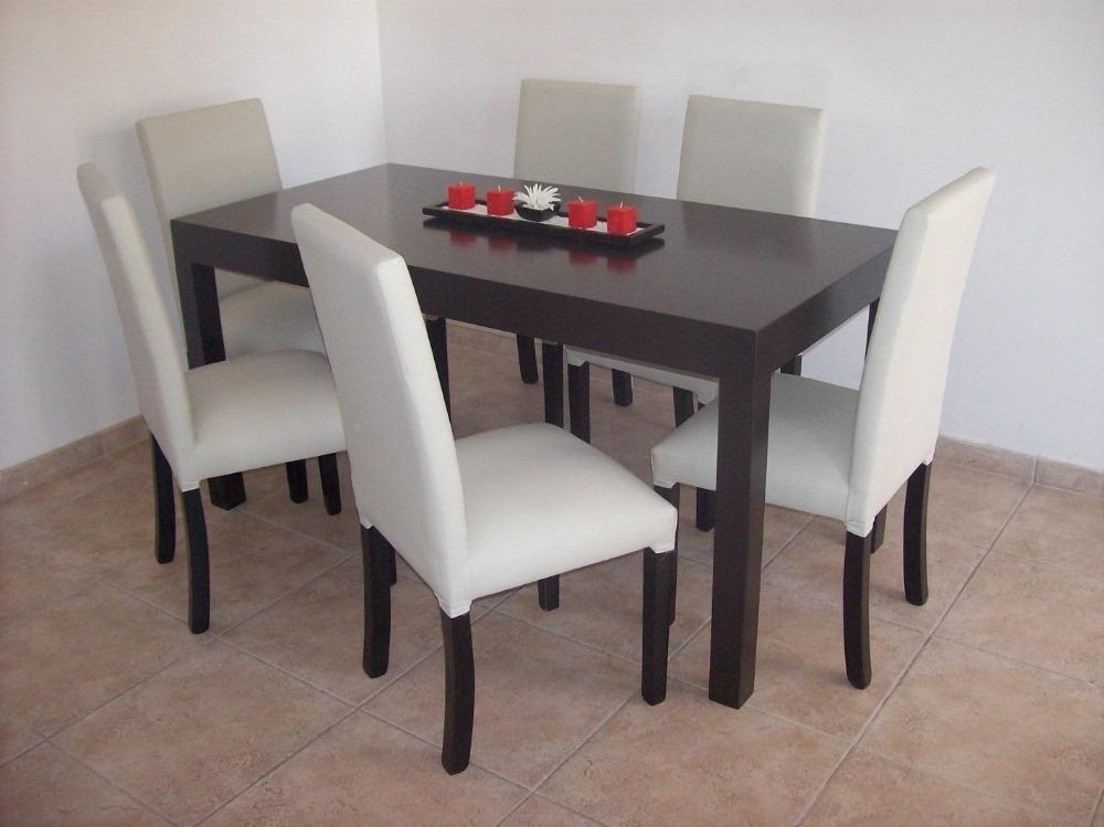 Mesas de comedor en madera gallery of lujo ikea mesa for Mesa comedor madera