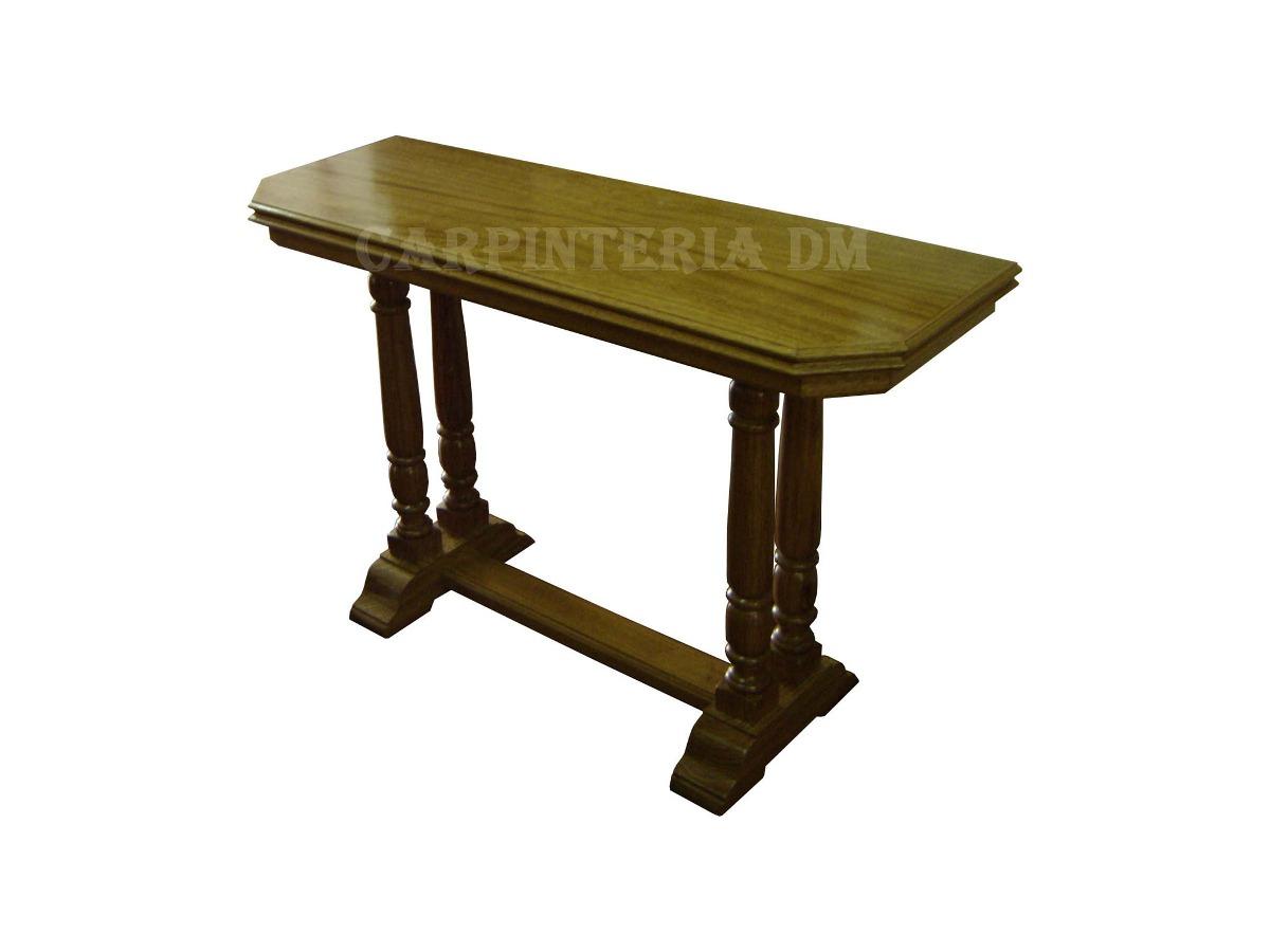 Mesa Comedor Madera Extensible 50cm De 130x80cm A 180x80cm - $ 7.304 ...