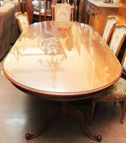 Muebles Mesas Comedor Cenizaro Rect Ovalo Nuevos Precios Dlu - Mesas ...