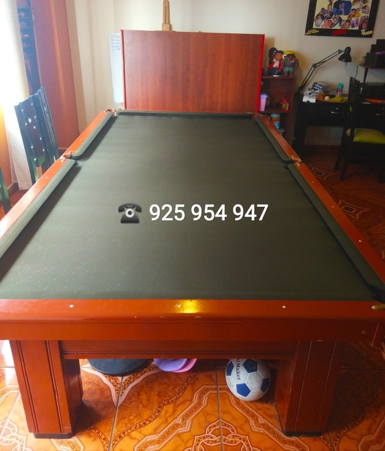 Mesa Comedor - Mesa De Billar 2 En 1 - S/ 1.500,00 en Mercado Libre