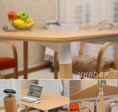 mesa comedor rectangular madera