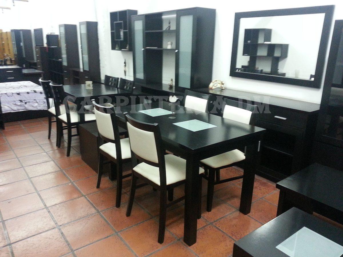 Mesas de comedor redondas modernas mesas de comedor for Comedores 12 de octubre