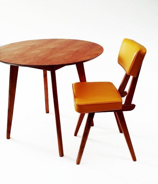 Mesa Comedor Redonda Diseño Moderna Retro Paraíso O Laqueada ...