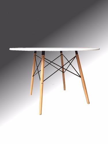 Mesa comedor tipo eames blanca minimalista moda trabajo - Ikea mesas trabajo ...