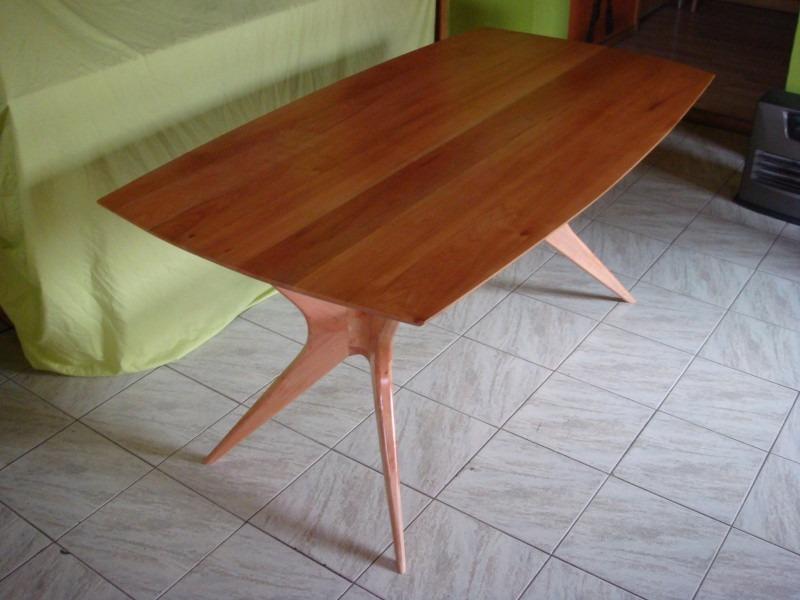 Mesa Comedorantigua Art Deco Sonica Rauli A Pedido - $ 265.000 en ...