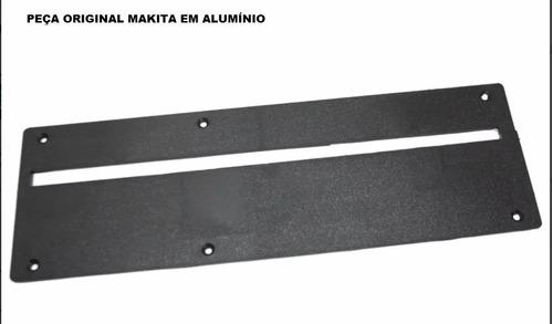 mesa complementar em aluminio makita serra de bancada mlt100