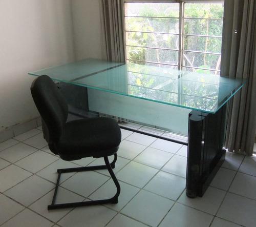 Mesa con cubierta de cristal para diversos usos 10 en mercado libre - Cubierta de cristal ...