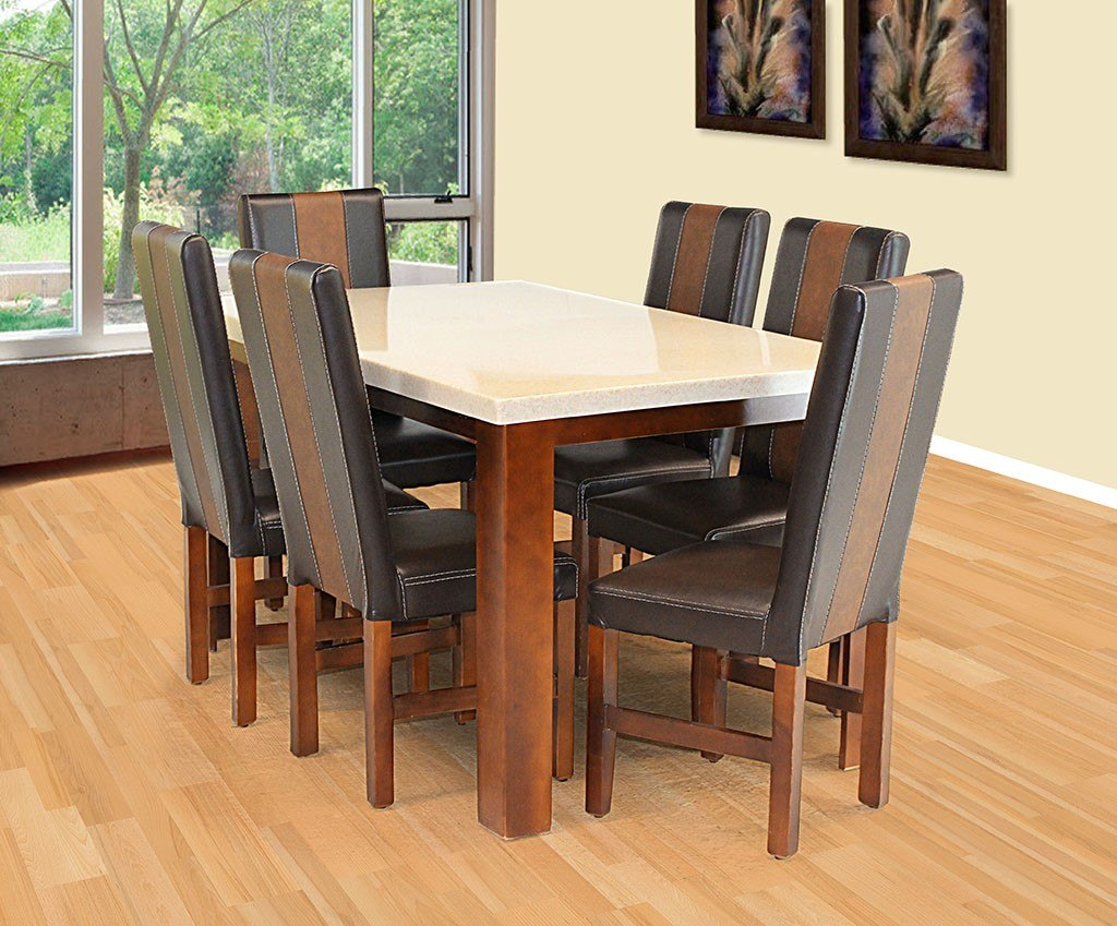 mesa con cubierta de granito color tabaco 2 en