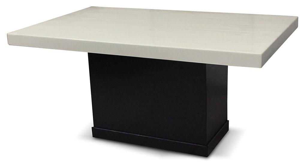 Mesa con cubierta de marmol procesado 3 en - Mesas de marmol precios ...