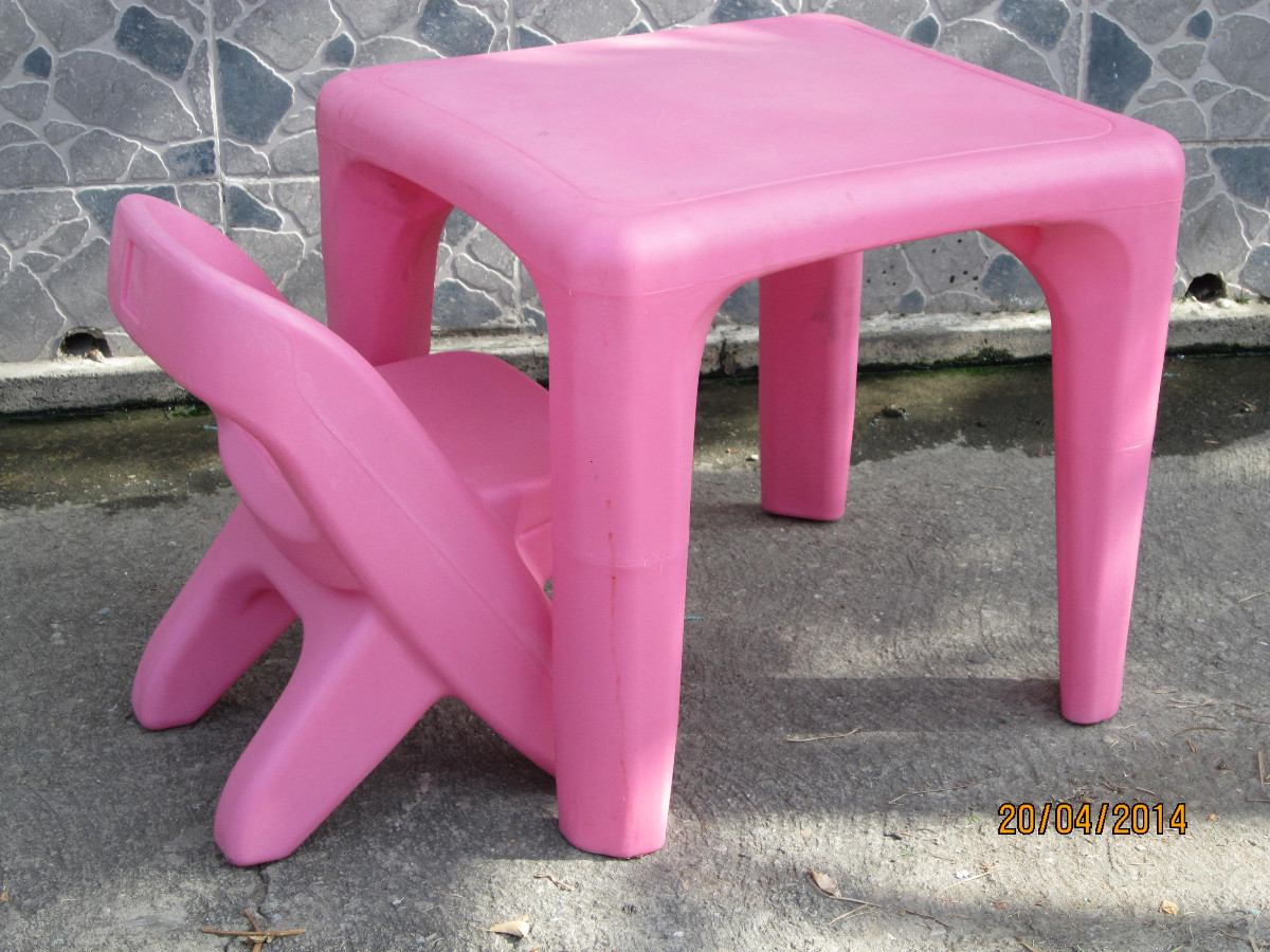 Mesa con silla para ni os tipo escritorio bs for Mesa con sillas dentro