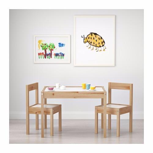 mesa con sillas ikea