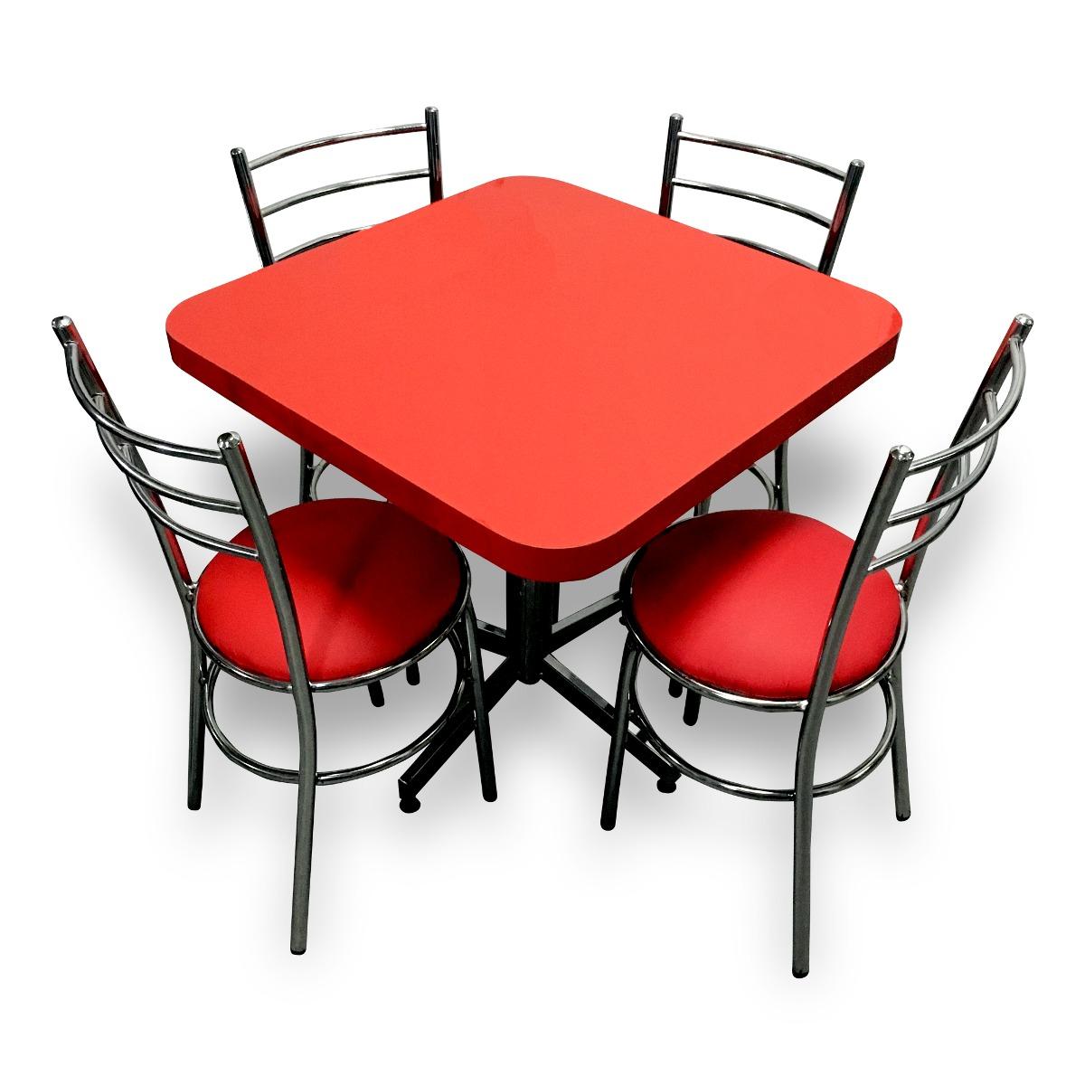 mesa con sillas para restaurante bar cocina lounge On mesas para cocina economica