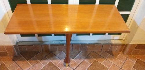 mesa consola de apoyo años 60.s