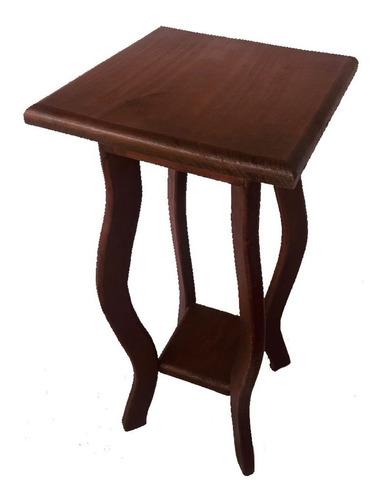 mesa coqueta decorativa vintage retro varios colores 4 patas